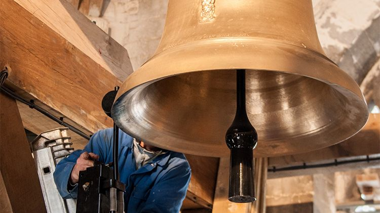 Bodet equips your bell