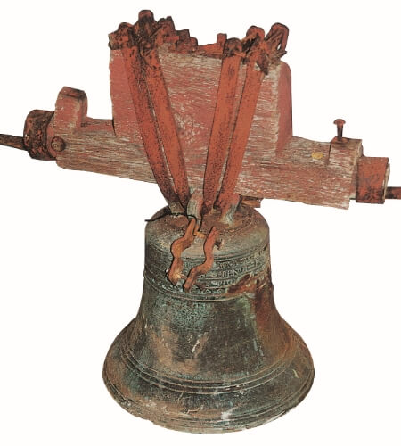 condition of bells before restoration