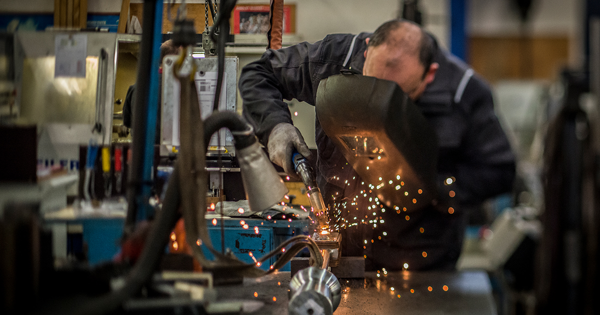 bell-welding