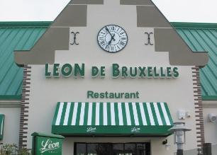 Léon de Bruxelles restaurant