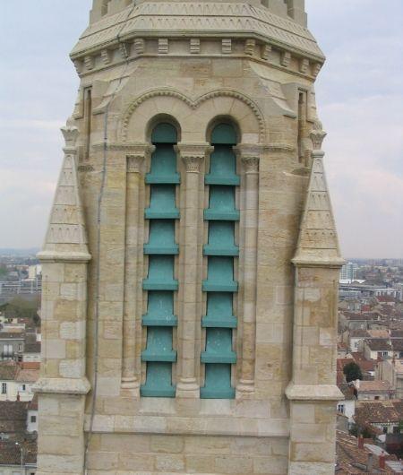 Abat son Eglise Sacré Coeur à Bordeaux