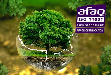 certification iso 14001 environnement